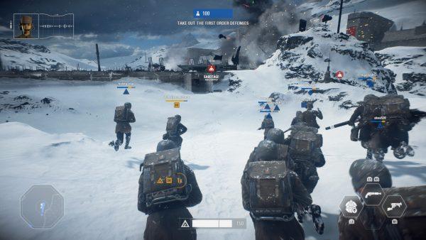 Star Wars Battlefront II jagatplay part 1 194