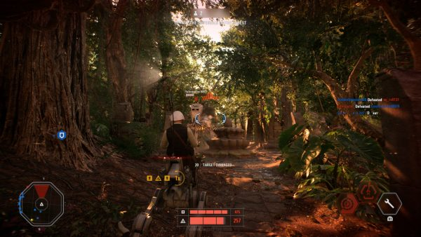 Star Wars Battlefront II jagatplay part 1 198