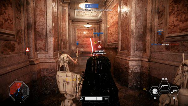 Star Wars Battlefront II jagatplay part 1 206