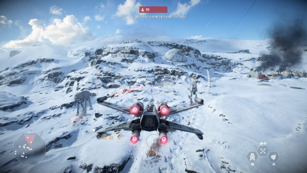 Star Wars Battlefront II jagatplay part 1 216