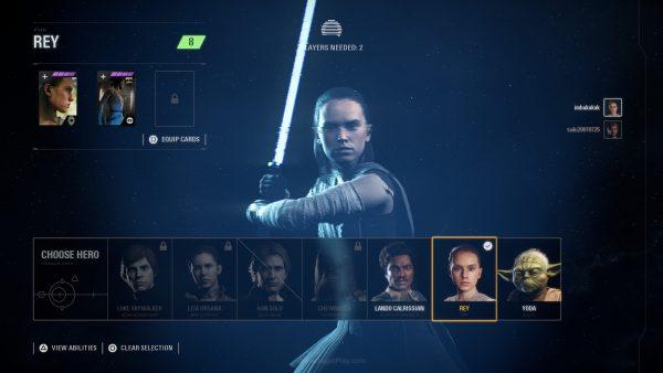 Star Wars Battlefront II jagatplay part 1 219