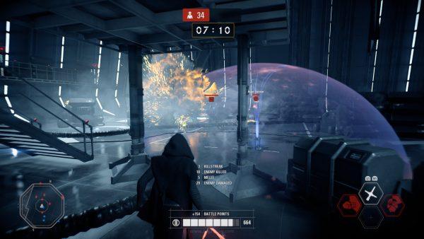 Star Wars Battlefront II jagatplay part 1 3