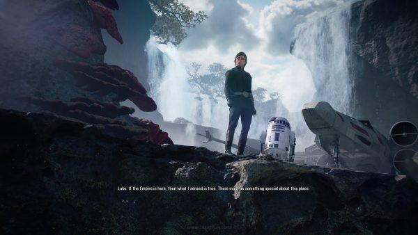 Star Wars Battlefront II jagatplay part 1 45