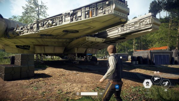 Star Wars Battlefront II jagatplay part 1 81