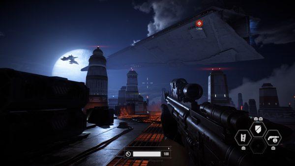 Star Wars Battlefront II jagatplay part 1 87