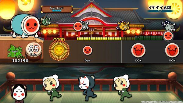 Taiko PS4 jagatplay 9