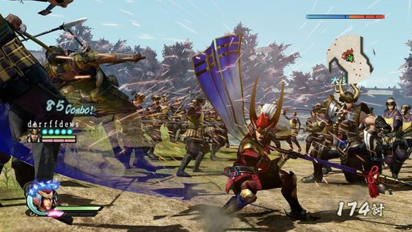 samurai warriors 4 II