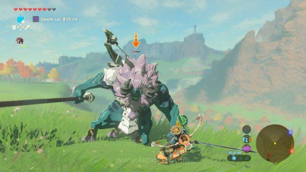 Legend of Zelda breath of the wild part 2 30