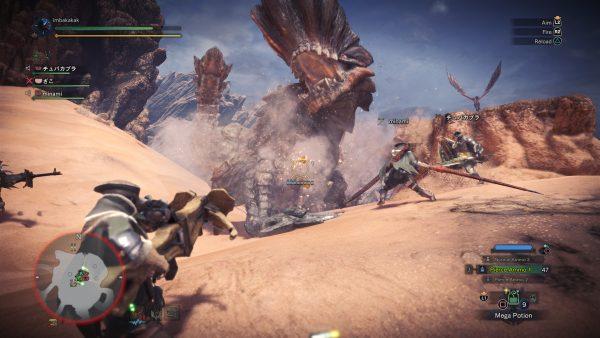 Monster Hunter World beta ps4 jagatplay 28