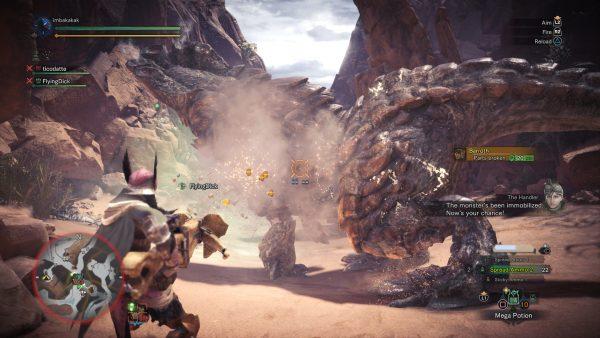 Monster Hunter World beta ps4 jagatplay 37