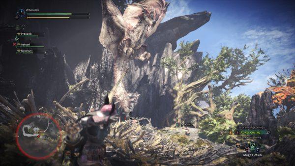 Monster Hunter World beta ps4 jagatplay 62 1