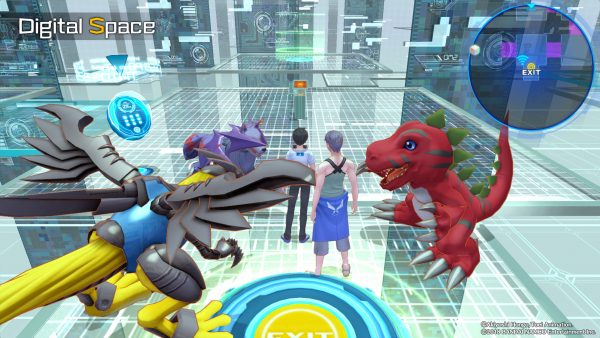 Digimon Story Cyber Sleuth Hackers Memory jagatplay 124