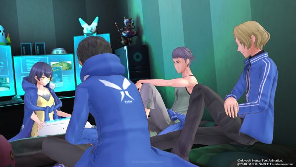 Digimon Story Cyber Sleuth Hackers Memory jagatplay 62