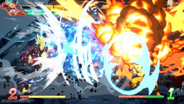 Dragon Ball FighterZ jagatplay PART 1 189 1