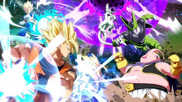 Dragon Ball FighterZ jagatplay PART 1 30