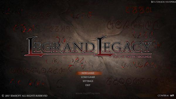 Legrand Legacy jagatplay 1