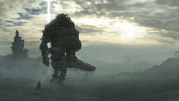Shadow of the Colossus jagatplay 1