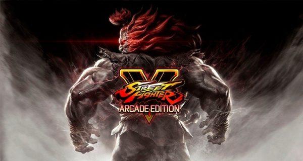 sf v arcade edition