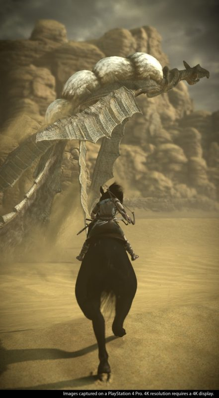 shadow of colossus ps4 photo mode1
