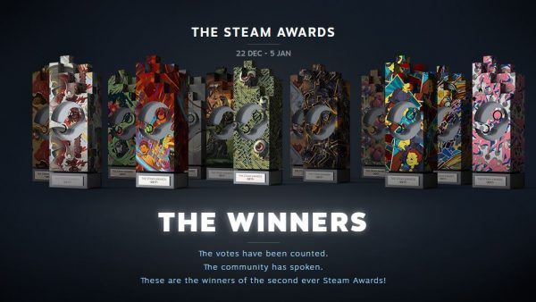 the steam awards 2017