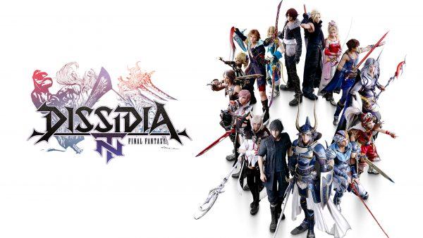 Dissidia Final Fantasy NT jagatplay part 1 1 1