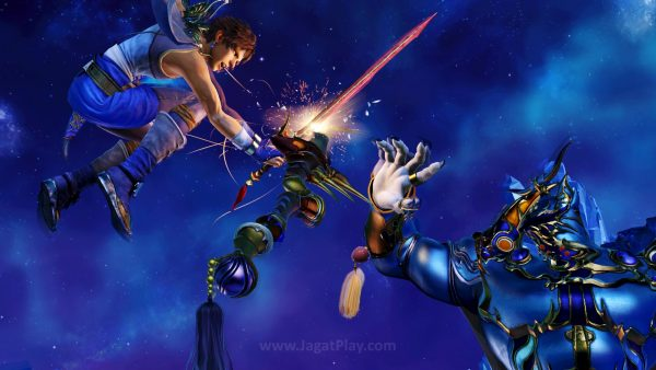 Dissidia Final Fantasy NT jagatplay part 1 118 1