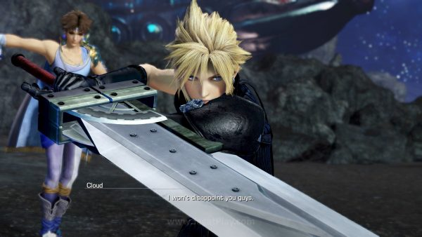 Dissidia Final Fantasy NT jagatplay part 1 143