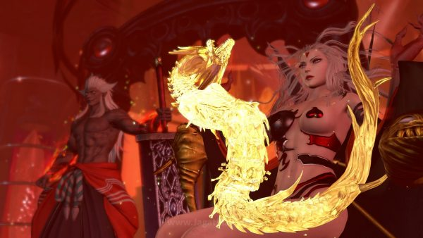 Dissidia Final Fantasy NT jagatplay part 1 157 1