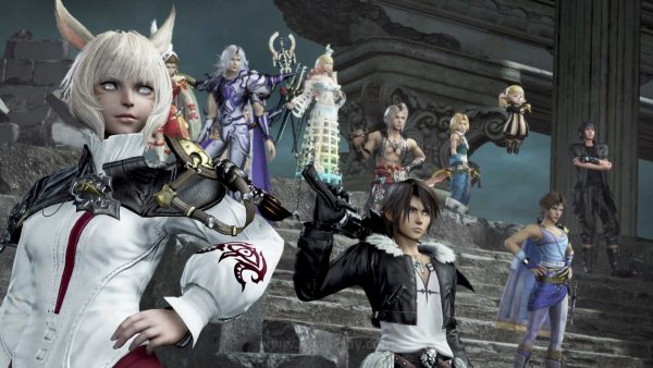 Dissidia Final Fantasy NT jagatplay part 1 167