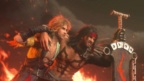Dissidia Final Fantasy NT jagatplay part 1 181