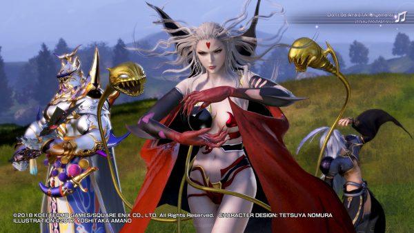 Dissidia Final Fantasy NT jagatplay part 1 24