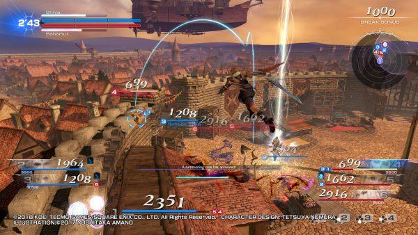 Dissidia Final Fantasy NT jagatplay part 1 31
