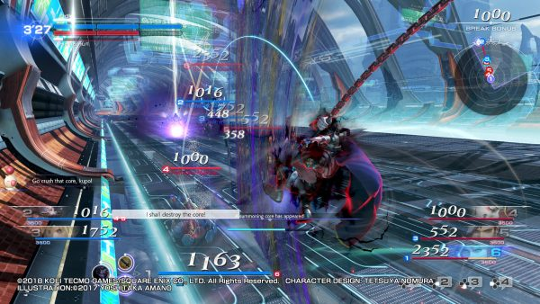 Dissidia Final Fantasy NT jagatplay part 1 81
