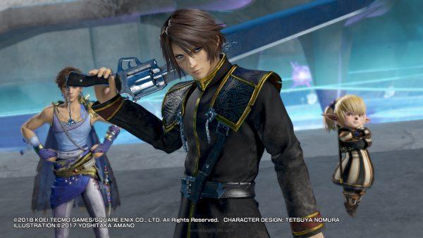 Dissidia Final Fantasy NT jagatplay part 1 91