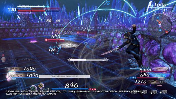 Dissidia Final Fantasy NT jagatplay part 1 92