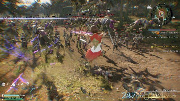 Dynasty Warriors 9 part 1 jagatplay 146