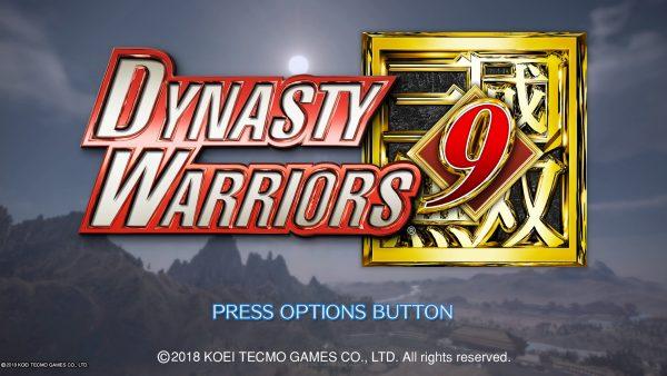 Dynasty Warriors 9 part 1 jagatplay 2