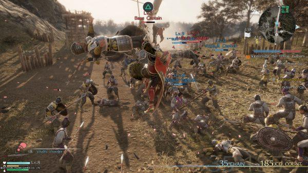 Dynasty Warriors 9 part 1 jagatplay 26