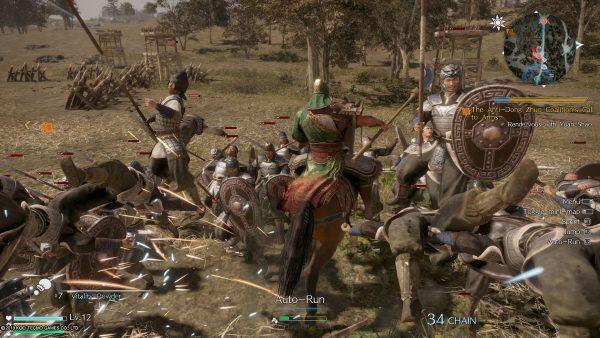 Dynasty Warriors 9 part 1 jagatplay 74
