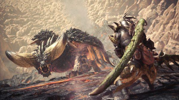 Monster Hunter World PART 1 jagatplay 115