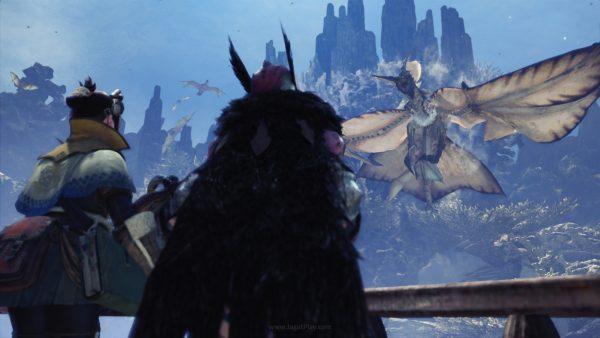 Monster Hunter World PART 1 jagatplay 154