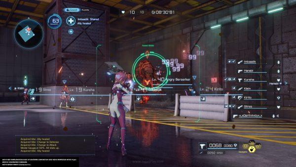 SAO Fatal Bullet PART 2 jagatplay 12