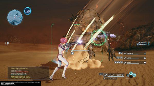 SAO Fatal Bullet jagatplay part 1 100