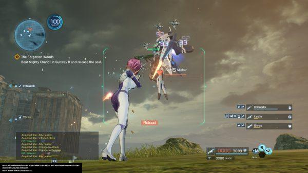 SAO Fatal Bullet jagatplay part 1 137
