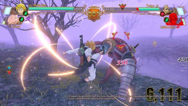 Seven Deadly Sins Knights of Britannia jagatplay 39