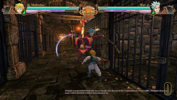 Seven Deadly Sins Knights of Britannia jagatplay 52