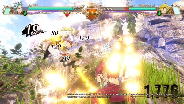 Seven Deadly Sins Knights of Britannia jagatplay 54