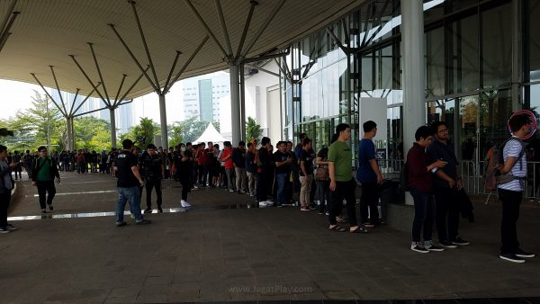 GESC DOTA 2 Minor Indonesia Jakarta jagatplay 1