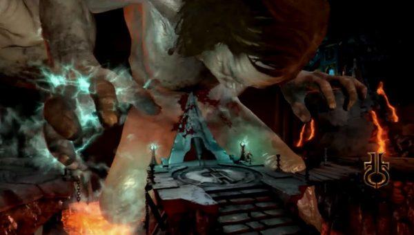 kratos vs hephaestus