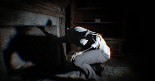 resident evil 7 3rd person mod